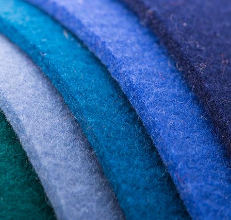 Filce kolorowe - Profilc
